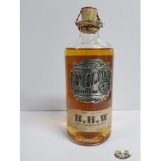 Belgian Bourbon Whisky