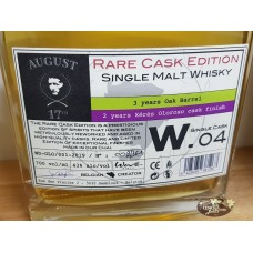 August 17th Rare Cask Edition Xérès Oloroso