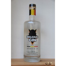 Belgium Gin Nr 10 White